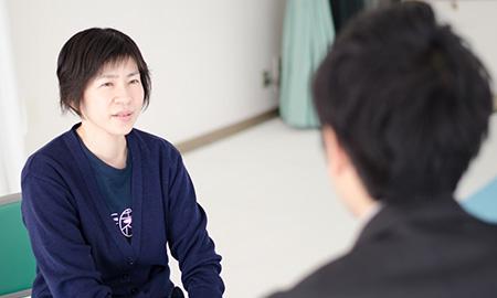 平戸さんからは紳士で真面目な性格が伝わってきました。